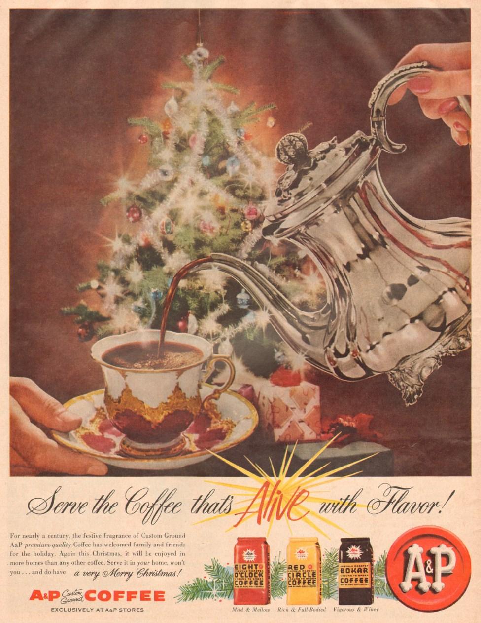 A & P COFFEE LIFE 12/08/1958 p. 154