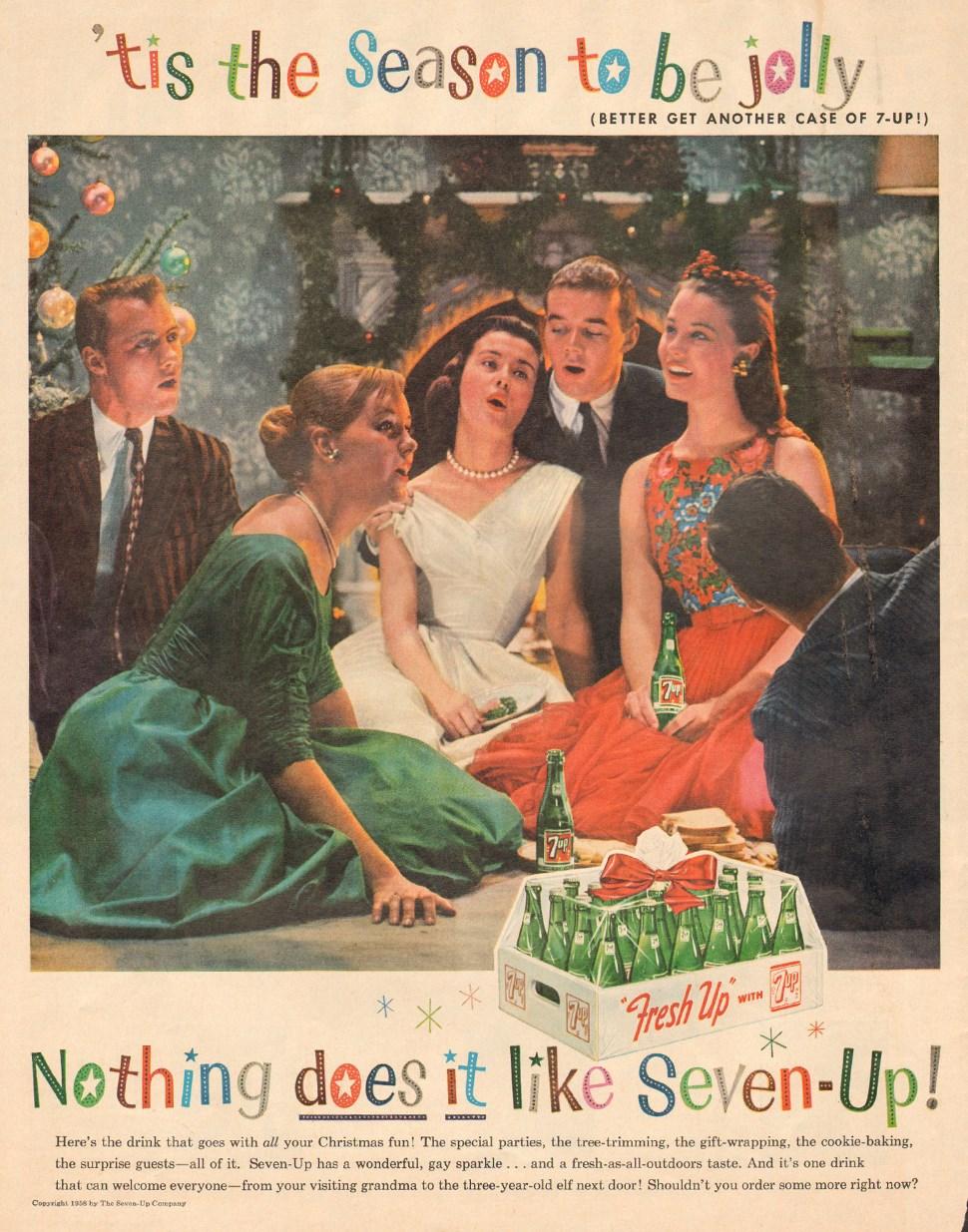 SEVEN-UP LIFE 12/08/1958 p. 118