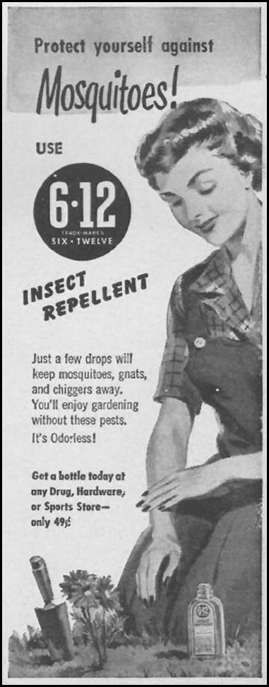 6-12 INSECT REPELLENT LIFE 07/02/1951 p. 66