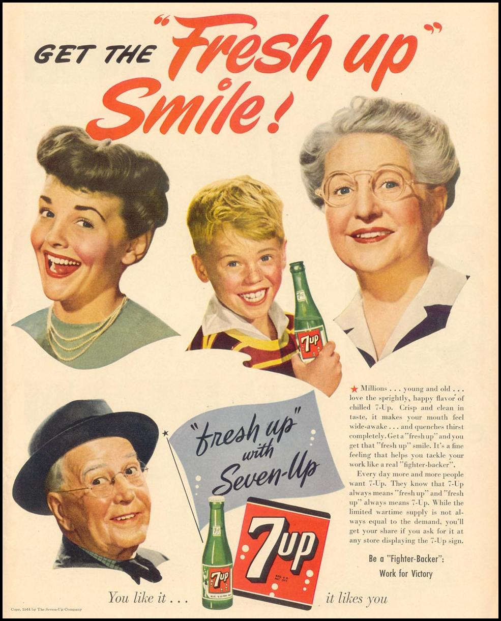 SEVEN-UP LIFE 02/28/1944