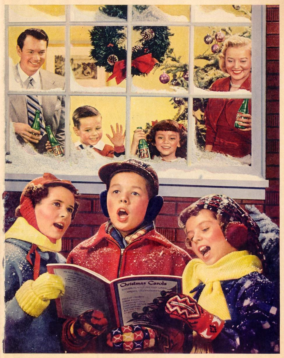 SEVEN-UP LIFE 12/24/1951