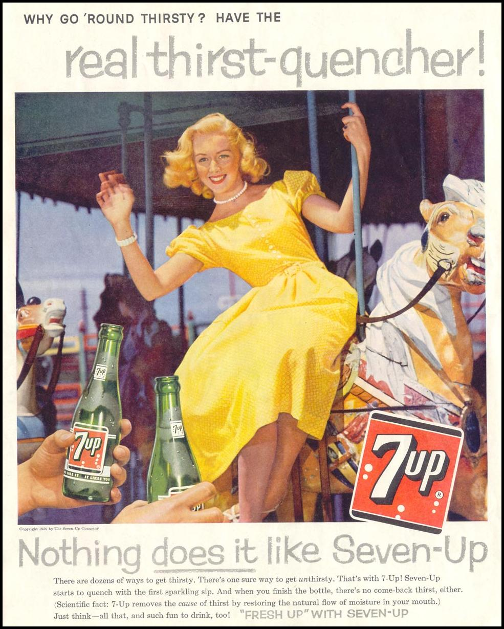 SEVEN-UP SATURDAY EVENING POST 05/02/1959