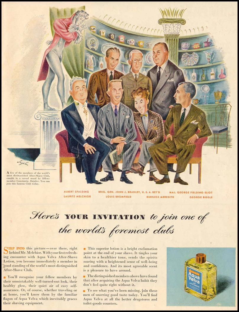 AQUA VELVA AFTER-SHAVE LOTION