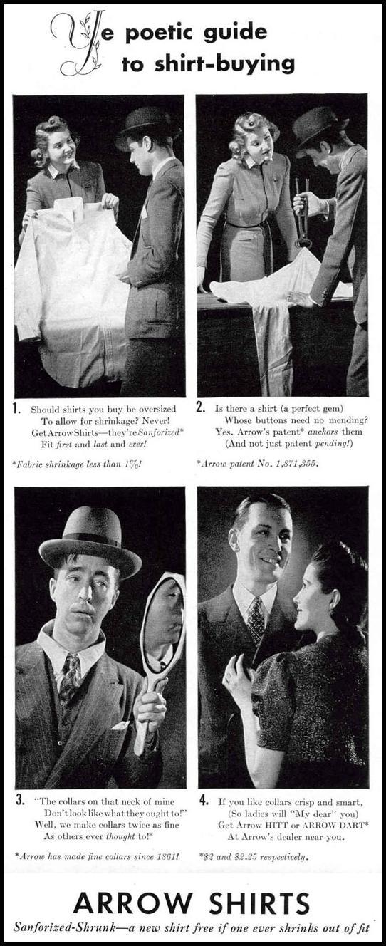 ARROW SHIRTS LIFE 02/20/1939 p. 59
