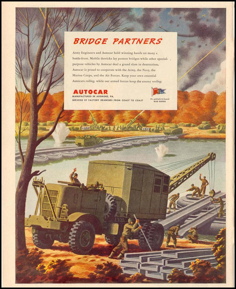 ARMORED VEHICLES LIFE 12/20/1943 p. 104