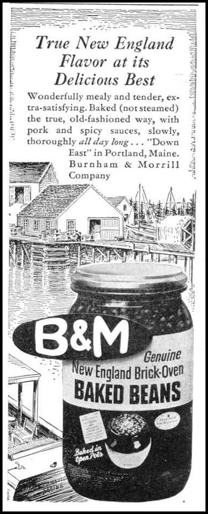 B & M BAKED BEANS LIFE 10/27/1947 p. 10