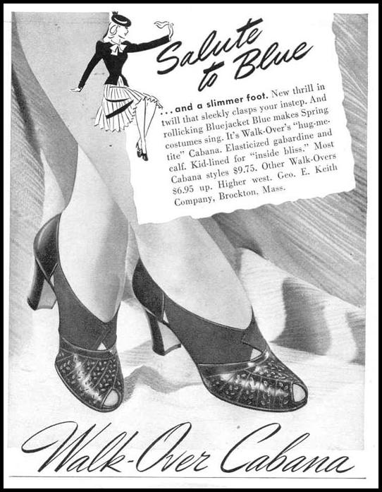 WALK-OVER SHOES LIFE 03/18/1940 p. 66