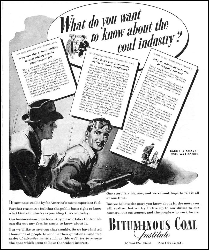 COAL INDUSTRY LIFE 12/20/1943 p. 113