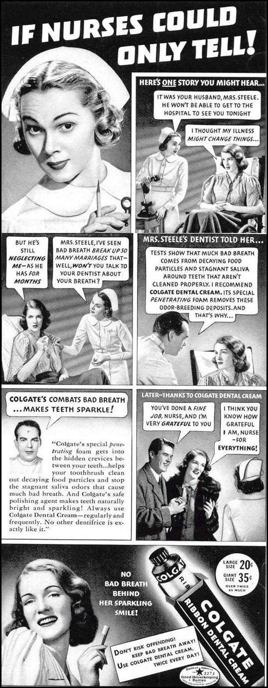 DENTAL CREAM LIFE 03/18/1940 p. 17