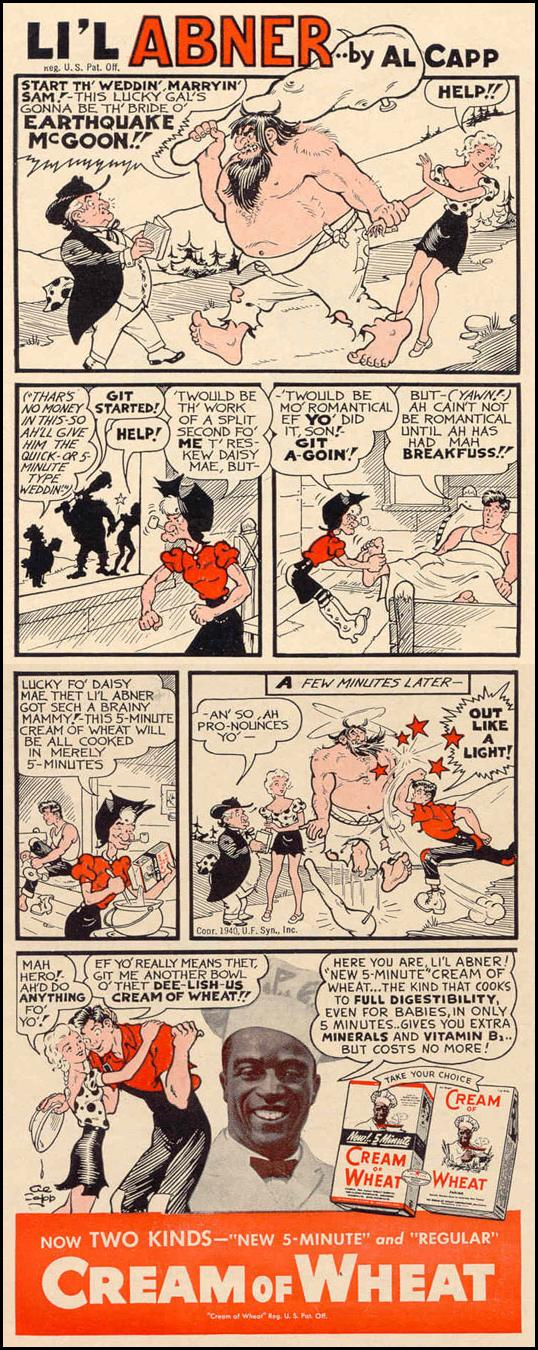 CREAM OF WHEAT LIFE 03/18/1940 p. 38