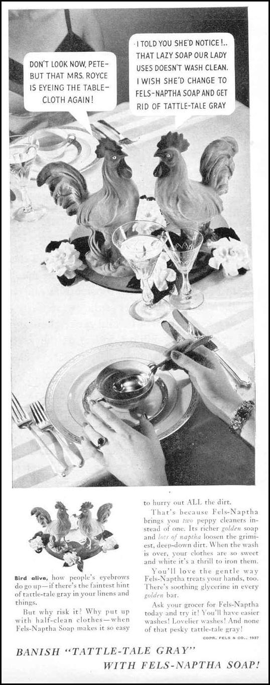 FELS-NAPTHA SOAP LIFE 09/06/1937 p. 13