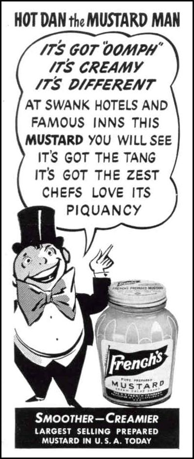 FRENCH'S PREPARED MUSTARD LIFE 03/18/1940 p. 97