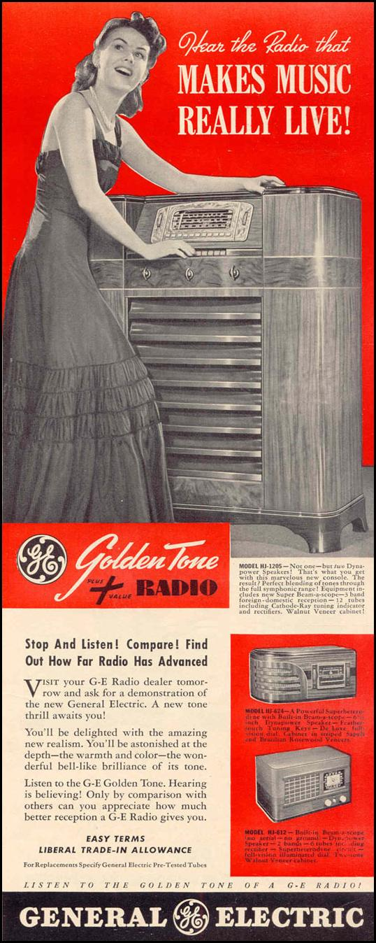 GOLDEN TONE RADIO LIFE 03/18/1940 p. 65