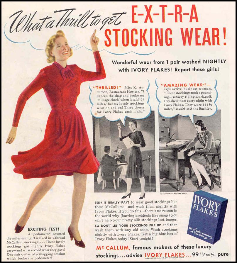 IVORY FLAKES GOOD HOUSEKEEPING 03/01/1940 p. 20
