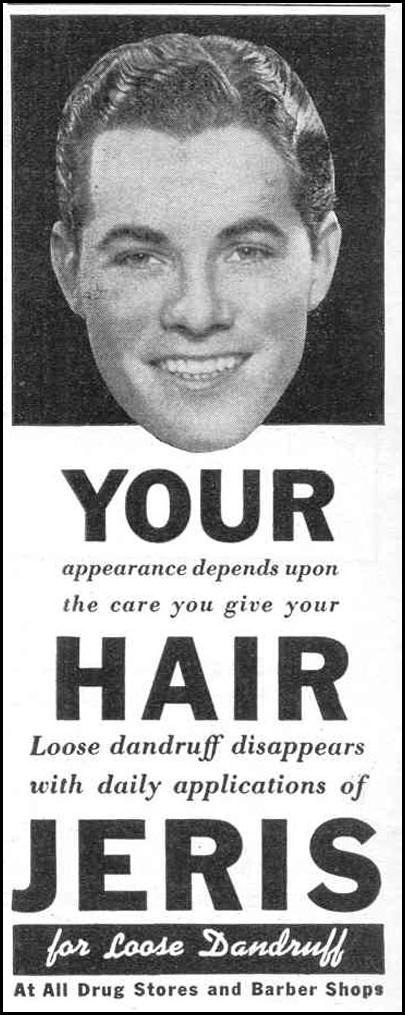 JERIS HAIR TONIC LIFE 02/14/1944 p. 2