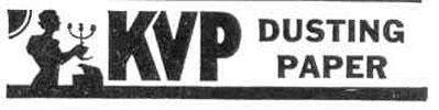 KVP DUSTING PAPER GOOD HOUSEKEEPING 03/01/1940 p. 184