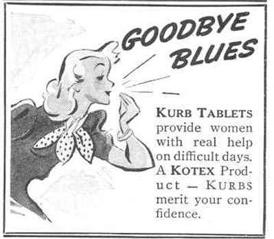 KURB TABLETS GOOD HOUSEKEEPING 03/01/1940 p. 176