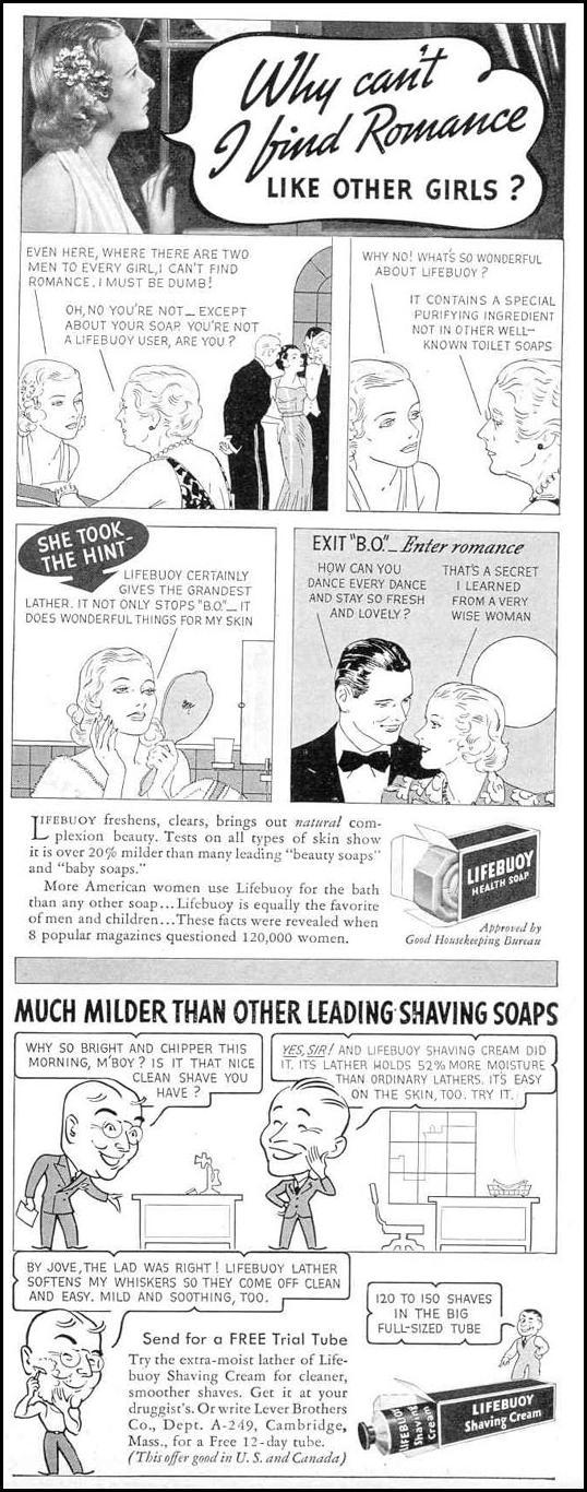 LIFEBUOY SOAP LIFE 09/06/1937 p. 5
