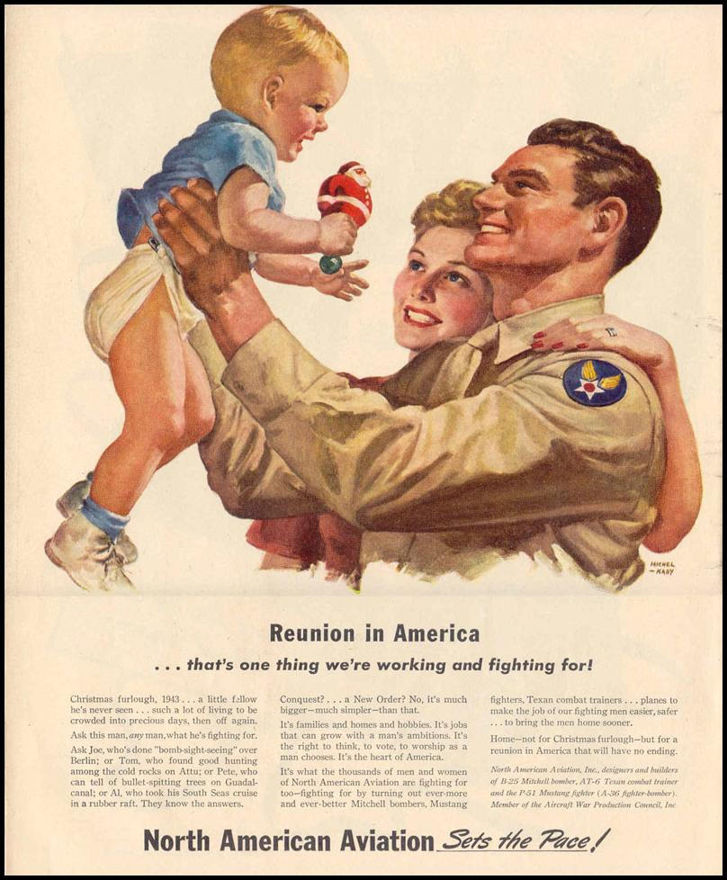 MILITARY AIRCRAFT LIFE 12/20/1943 p. 86