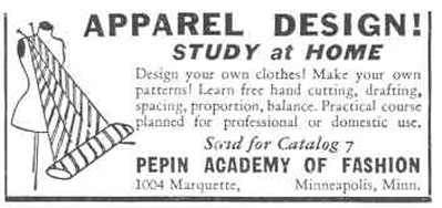 APPAREL DESIGN GOOD HOUSEKEEPING 03/01/1940 p. 170