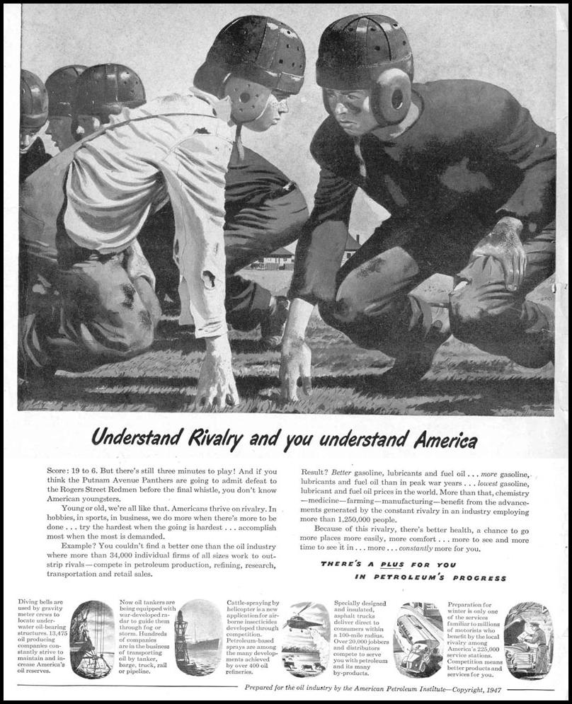 PETROLEUM INDUSTRY LIFE 10/27/1947 p. 6