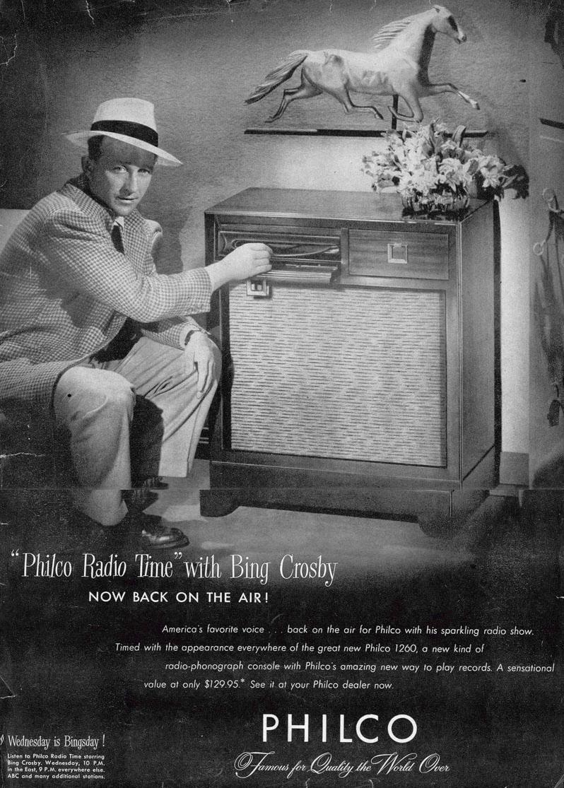 RADIO-PHONOGRAPH LIFE 10/27/1947