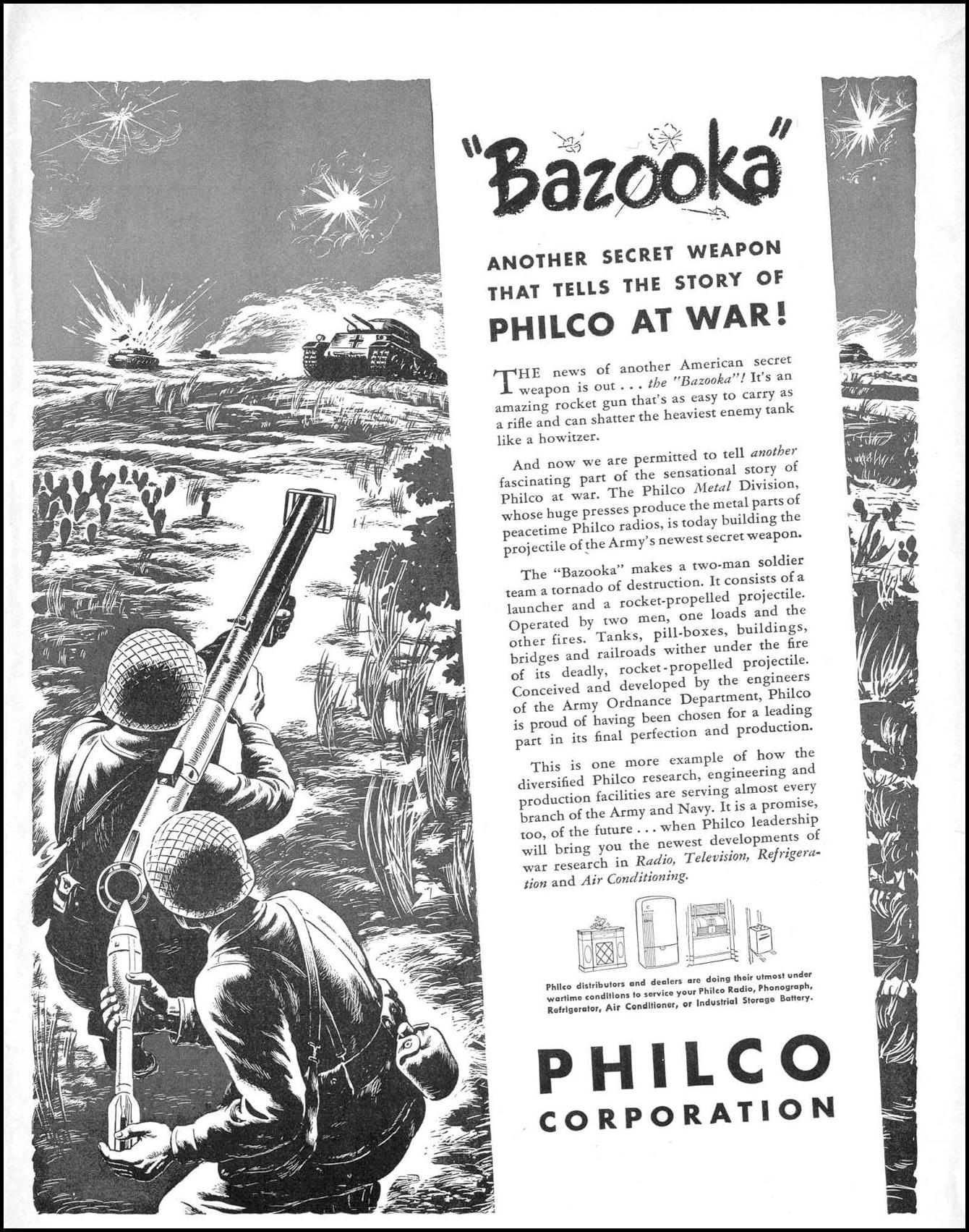 THE BAZOOKA