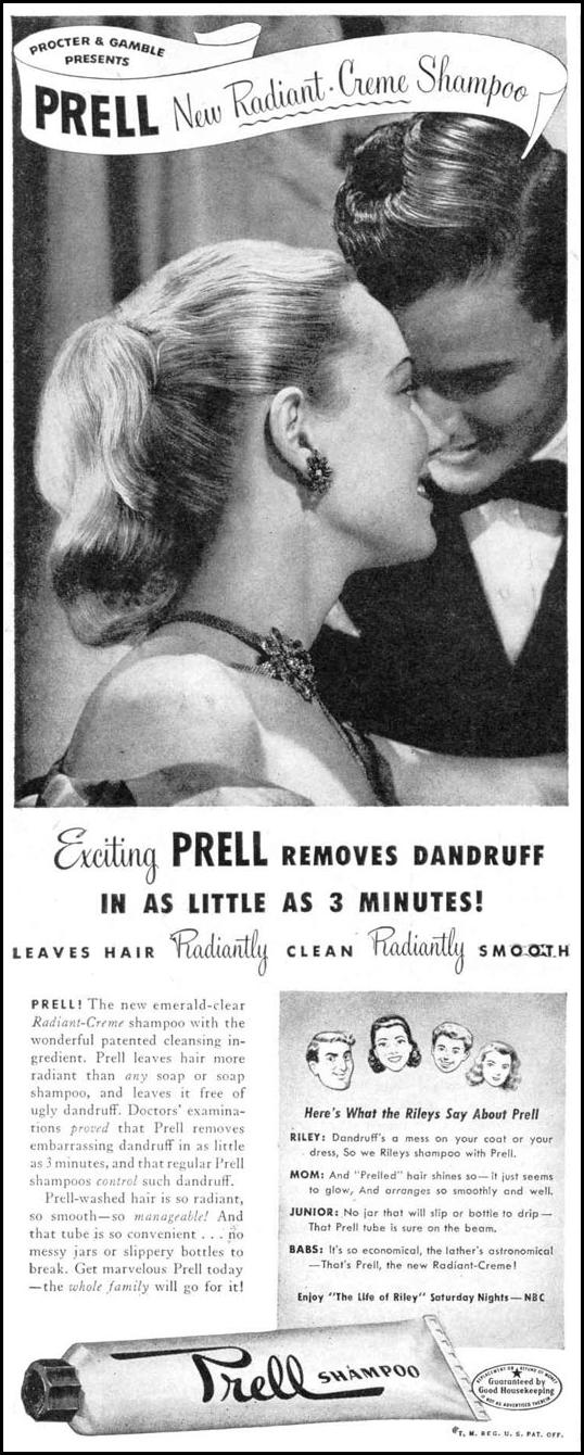 PRELL SHAMPOO LIFE 10/27/1947 p. 10