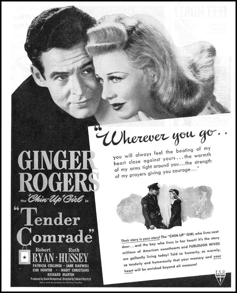 TENDER COMRADE LIFE 12/20/1943 p. 83
