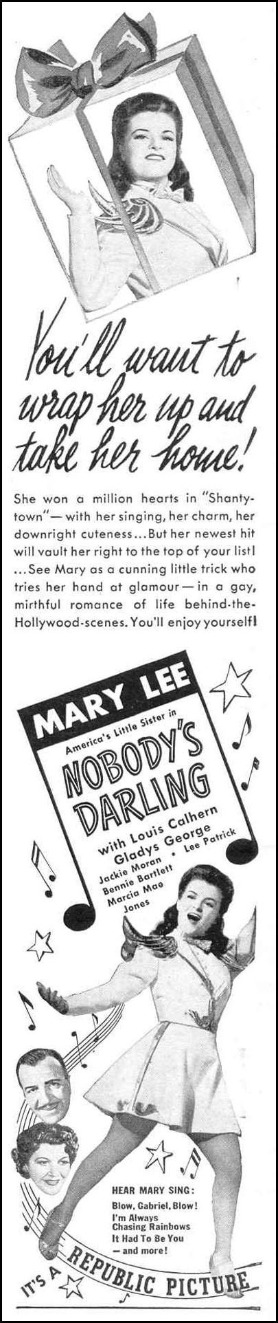 NOBODY'S DARLING LIFE 12/20/1943 p. 2