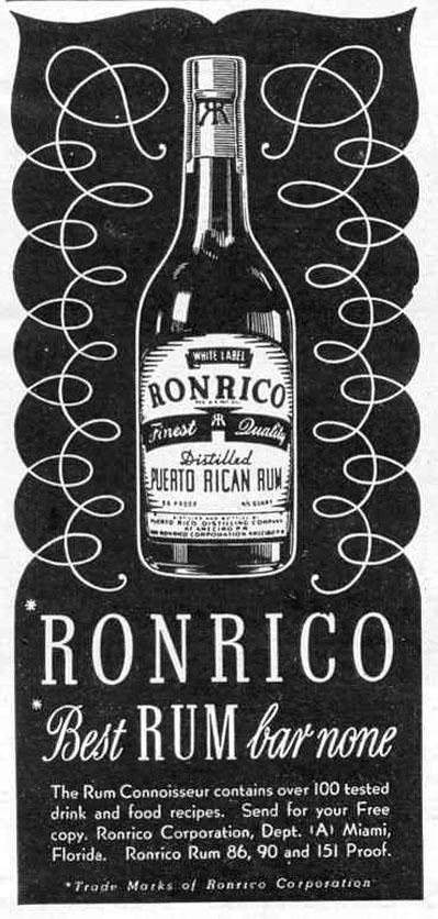 RONRICO RUM LIFE 12/20/1943 p. 11