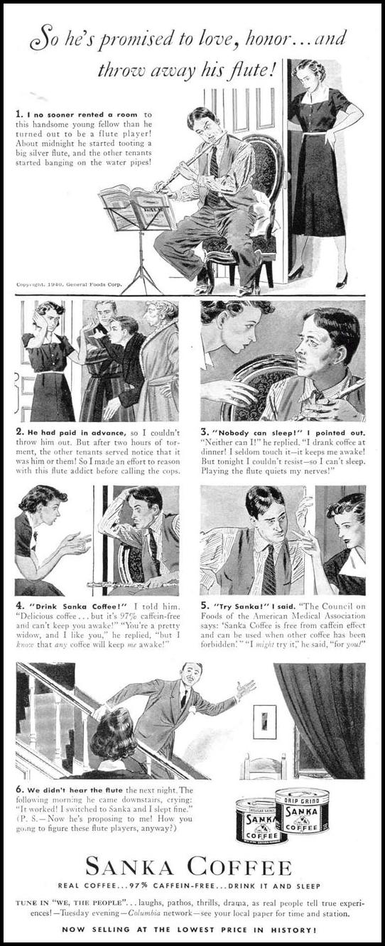 SANKA LIFE 03/18/1940 p. 88