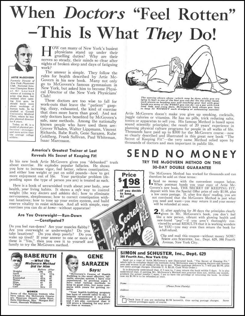 THE SECRET OF KEEPING FIT LIFE 09/06/1937 p. 3