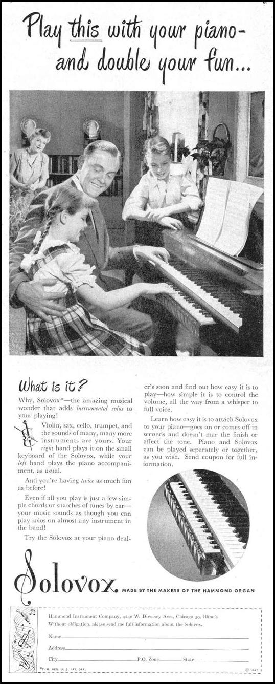SOLOVOX LIFE 10/27/1947 p. 115