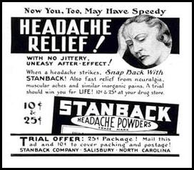 HEADACHE POWDER LIFE 02/20/1939 p. 61