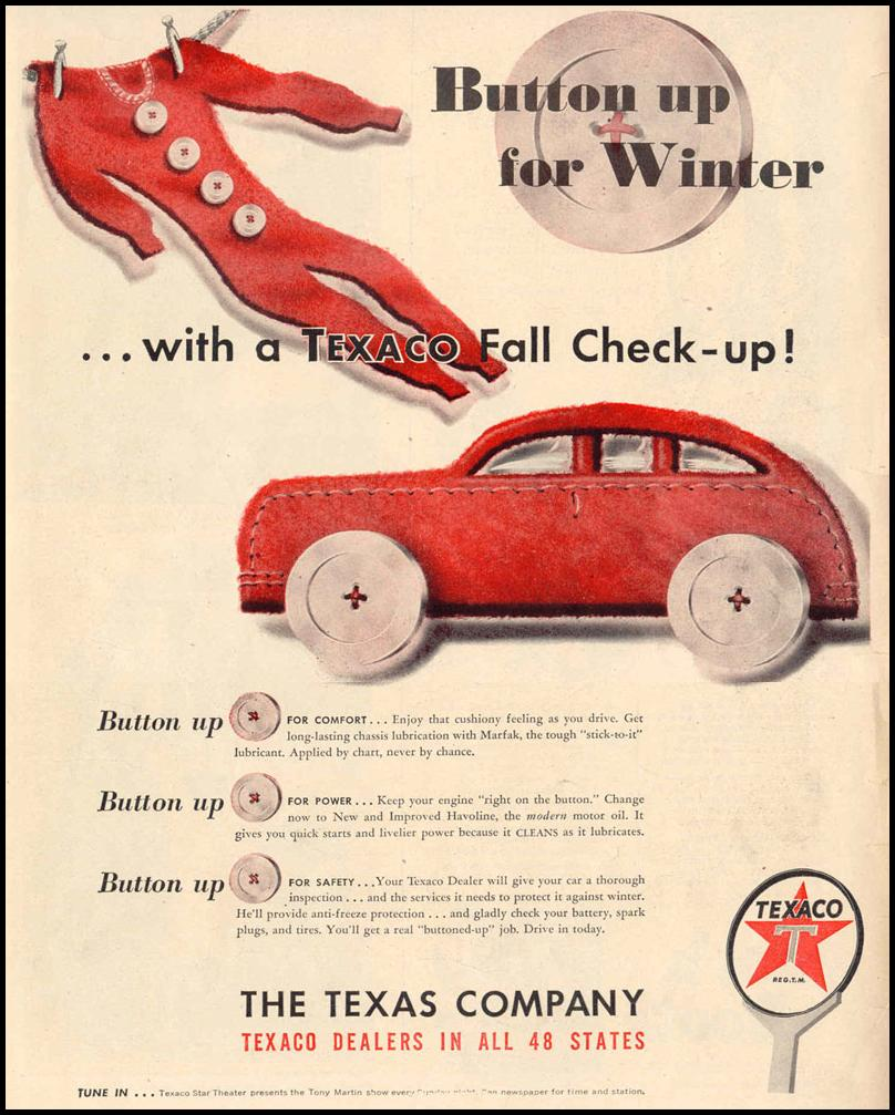AUTOMOBILE PRODUCTS LIFE 10/27/1947 p. 85