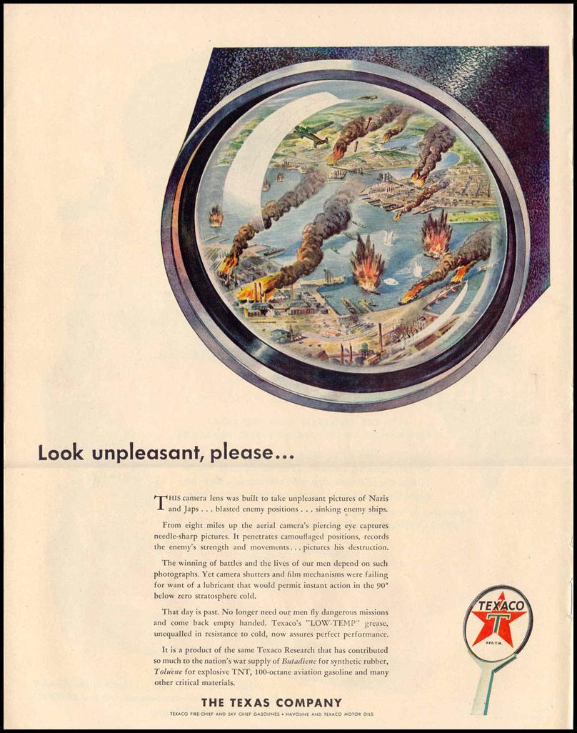 TEXACO RESEARCH LIFE 12/20/1943 p. 40