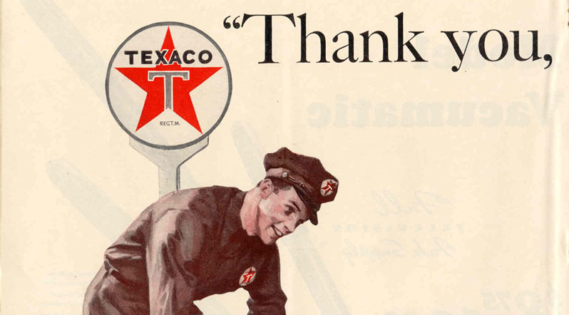 TEXACO DEALERS