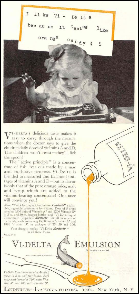 VI-DELTA EMULSION GOOD HOUSEKEEPING 03/01/1940 p. 142