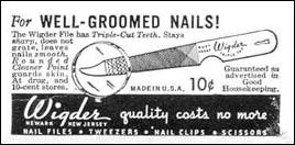 NAIL CARE PRODUCTS LIFE 03/18/1940 p. 108