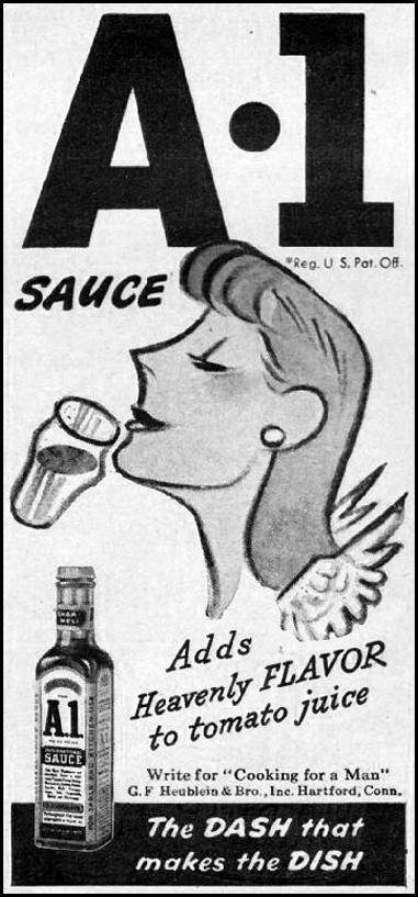 A. 1. SAUCE WOMAN'S DAY 06/01/1947 p. 88