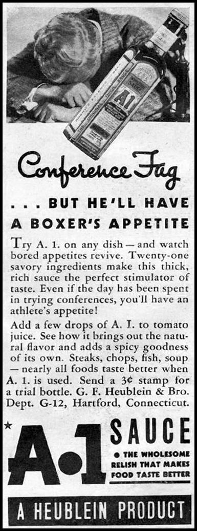 A. 1. SAUCE GOOD HOUSEKEEPING 12/01/1935 p. 183
