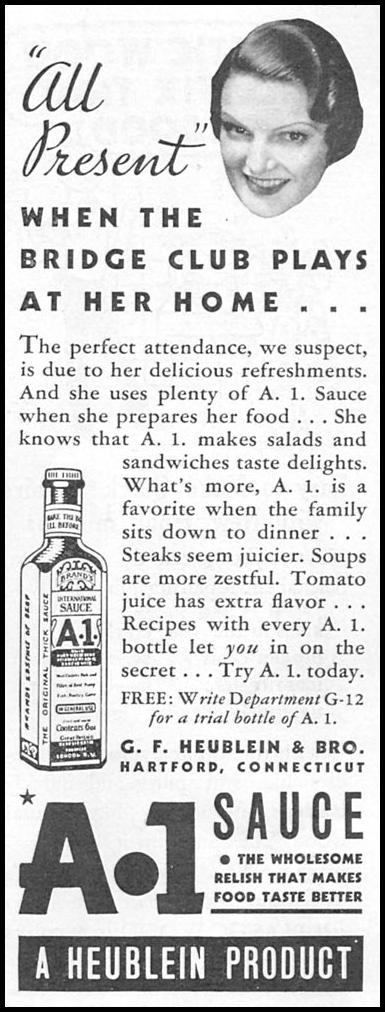 A. 1. SAUCE GOOD HOUSEKEEPING 12/01/1934 p. 195