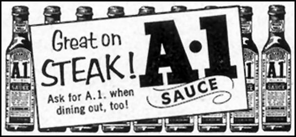 A. 1. SAUCE SATURDAY EVENING POST 06/04/1955 p. 106