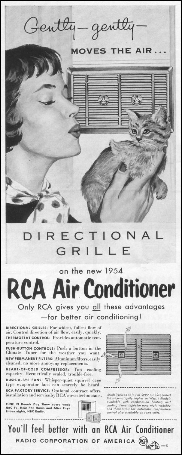 RCA AIR CONDITIONER LIFE 07/12/1954 p. 104