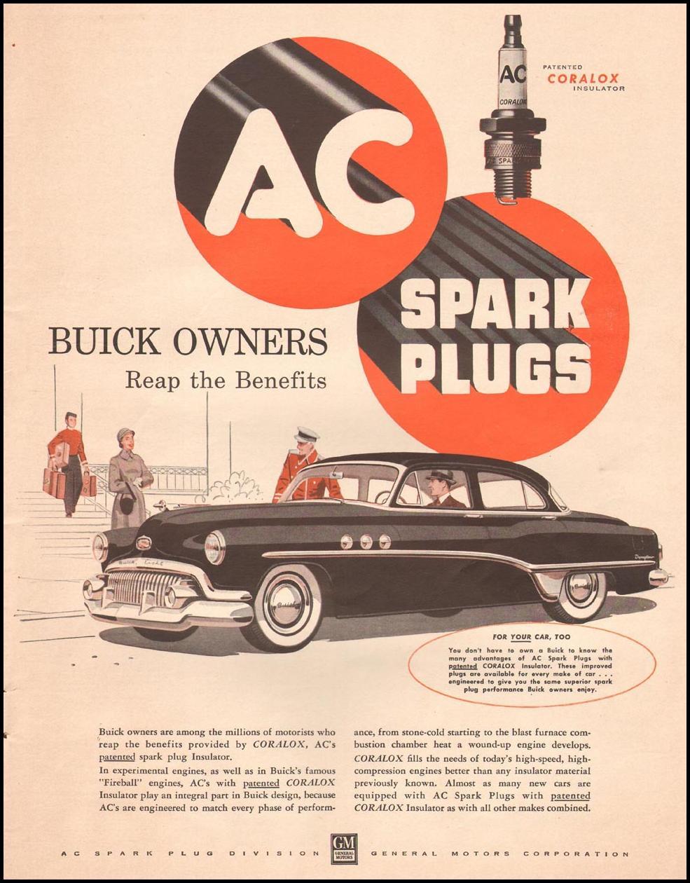AC SPARK PLUGS LIFE 10/01/1951 p. 5