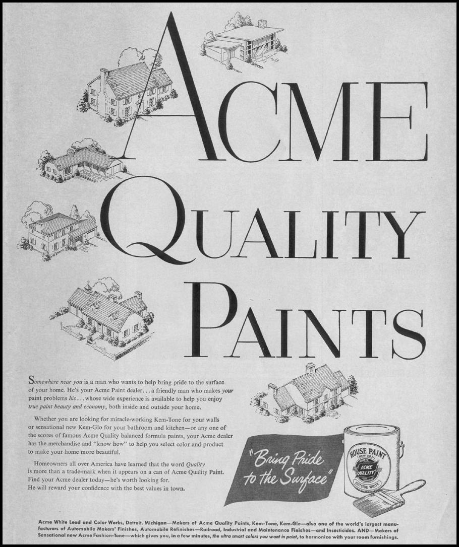 ACME QUALITY PAINTS LIFE 04/17/1950 p. 171