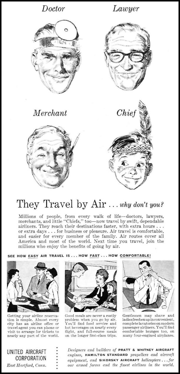 AIR TRAVEL TIME 05/05/1958 p. 49