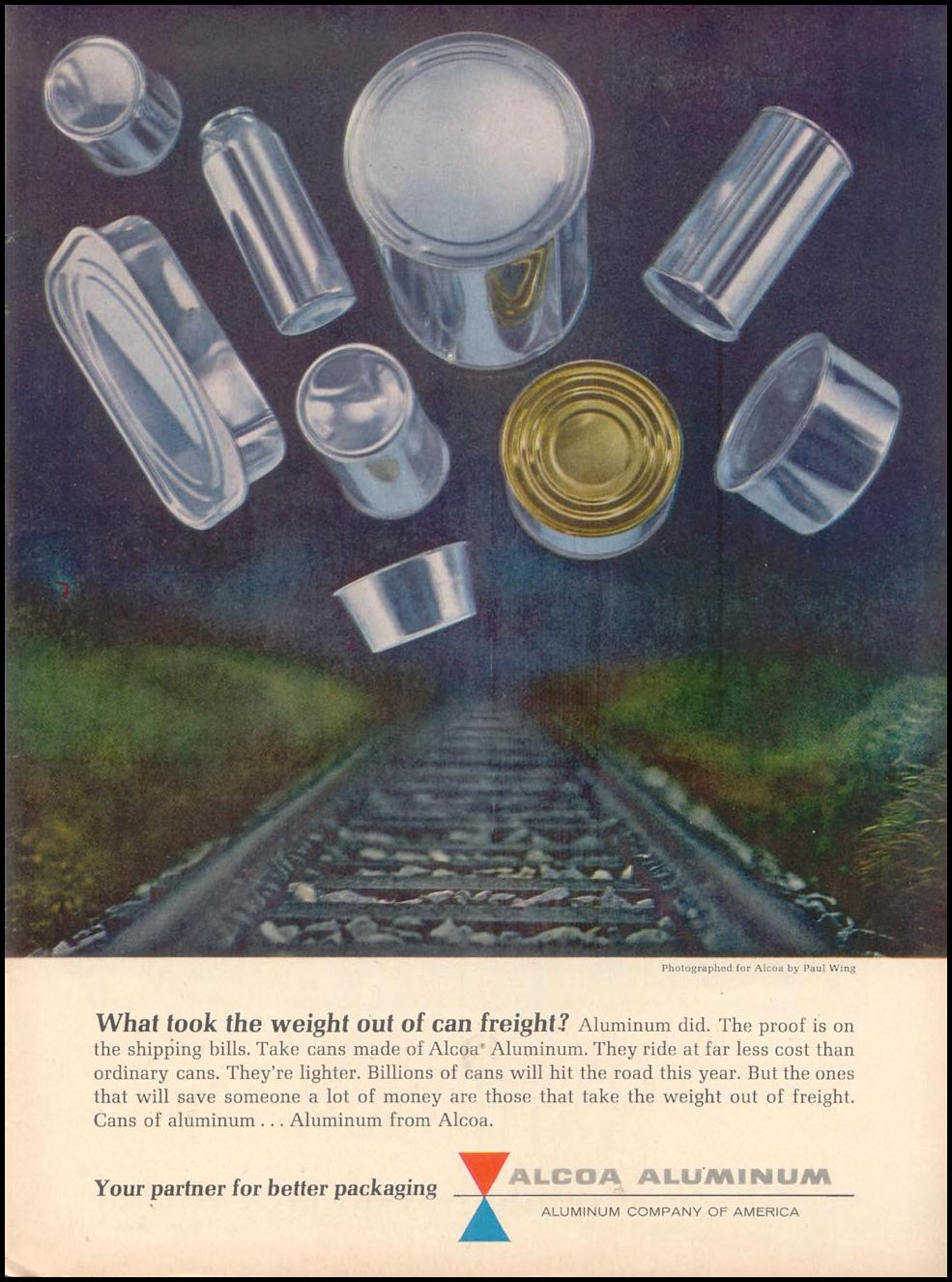 METAL CANS TIME 11/17/1961