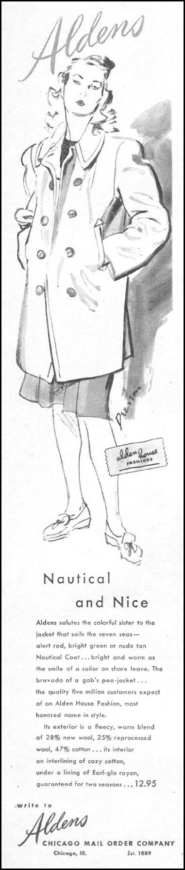 ALDEN HOUSE FASHIONS LIFE 06/22/1942 p. 98